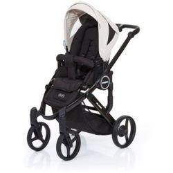 ABC DESIGN Wózek dziecięcy Mamba plus black-sheep, stelaż black/ siedzisko black