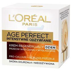 Loreal Paris Age Perfect Intensywne Odżywianie Regenerujący krem do twarzy na dzień 50 ml
