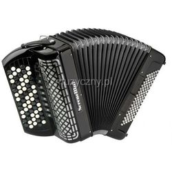 Serenellini 373 37(67)/3/7 96/4/2 akordeon guzikowy (czarny) Płacąc przelewem przesyłka gratis!