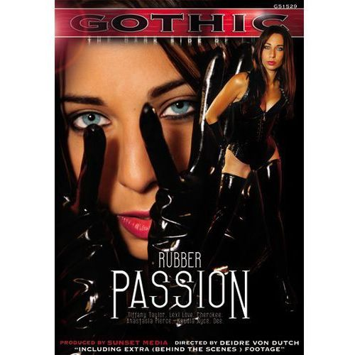 DVD-Gothic Rubber Passion