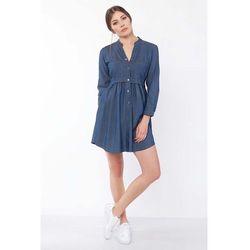 85b80ee8f2 suknie sukienki sukienka koszulowa midi - porównaj zanim kupisz