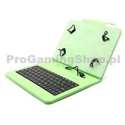Akcja - Etui FlexGrip z klawiaturą na Sony Xperia Z4 Tablet, Zielony