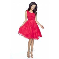 55a2e0e437 ... (suknie sukienki lipsy ariana grande sukienka koktajlowa nude) we  wszystkich kategoriach. Czerwona Sukienka Koktajlowa z Szyfonu