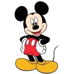 Disney, Myszka Miki, dekoracja ścienna Darmowa dostawa do sklepów SMYK