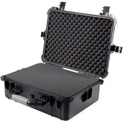 Walizka narzędziowa, wodoszczelna Basetech 1310220, (DxSxW) 500 x 410 x 190 mm, Kolor: Czarny