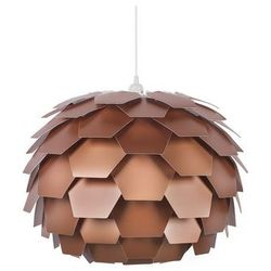 Lampa miedziana - sufitowa - zyrandol - lampa wiszaca - SEGRE duza
