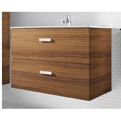 ROCA Victoria Basic Unik szafka z szufladami orzech + umywalka 60 A855854222