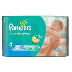 Pampers Active Baby VPMinus Maxi