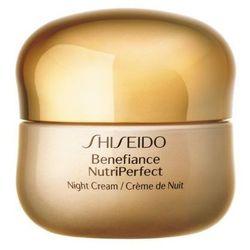 Shiseido Benefiance Nutriperfect Night Cream - Krem na noc 50 ml - Shiseido