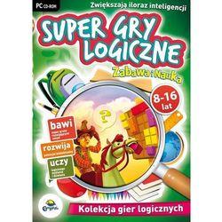 Zabawa i Nauka Super gry logiczne 8-16 lat (PC)