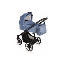 Wózek wielofunkcyjny Lupo Comfort Baby Design (jeans 2016)