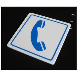 Promocja!!! Piktogram, Symbol, Znak - Telefon
