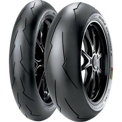 Pirelli DIABLO SUPERCORSA V2 SC1 R 160/60 R17 69 W (Ostatnie 4 opony) - MOŻLIWY ODBIÓR KRAKÓW