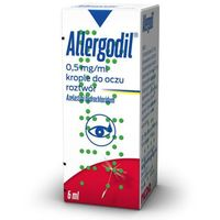 ALLERGODIL krople 0,5g/1ml 6ml