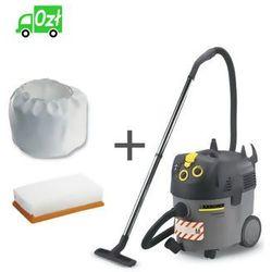 NT 35/1 Tact Te M odkurzacz profesjonalny do pyłów niebezpiecznych Karcher + Filtr antybutwieniowy + Filtr membranowy # GWARANCJA DOOR-TO-DOOR