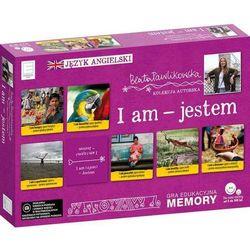 Edukacyjne memory językowe I am jestem