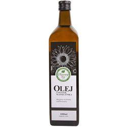 OLEJOWY RAJ 1l Olej z pestek słonecznika tłoczony na zimno