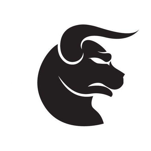 Naklejka Znak Zodiaku Byk 50 Kolorów Do Wyboru Porównaj