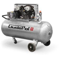 GUDEPOL HD 40/200/510 SPRĘŻARKA TŁOKOWA HD