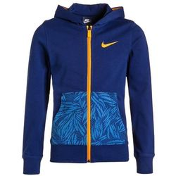 Nike Performance YA76 Kurtka sportowa deep royal blue/vivid orange