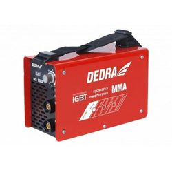 Spawarka inwentorowa DEDRA DESi155BT IGBT MMA 145A + DARMOWA DOSTAWA! Darmowy transport od 99 zł | Ponad 200 sklepów stacjonarnych | Okazje dnia!