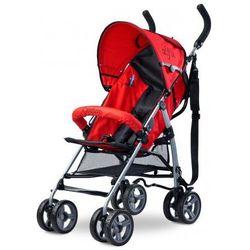 Caretero Alfa wózek spacerowy 5,3 kg red nowość