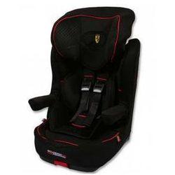 Fotel samochodowy Ferrari SP I-MAX, 9-36kg Czarna