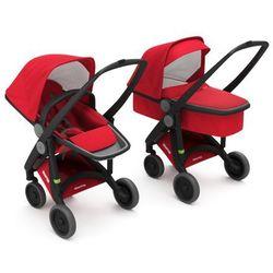 Zestaw Upp Reversible Seat + Carrycot - Spacerówka + Gondola (A+B+C+D)