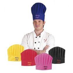 Czapka kucharz - 5 kolorów