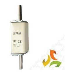 Wkładka topikowa zwłoczna gg WT-1C 32A, bezpiecznik przemysłowy ETI