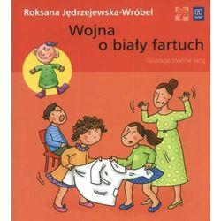 Wojna o biały fartuch - Roksana Jędrzejewska-Wróbel (opr. miękka)
