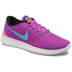 Buty sportowe Nike Wmns Nike Free Rn Damskie Fioletowe 100 dni na zwrot lub wymianę
