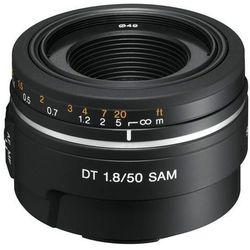 Obiektyw SONY Sony 50 mm f/1.8 DT SAM (SAL-50F18)