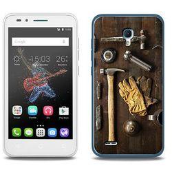 Foto Case - Alcatel One Touch Go Play - etui na telefon Foto Case - narzędzia