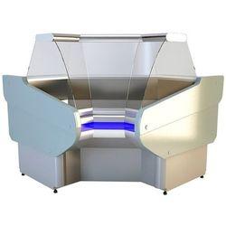Lada chłodnicza narożna MAWI NCHI-W 1.3 144cm