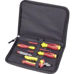Wiha Zestaw narzędzi VDE w torbie na narzędzia, 5 szt. 40844