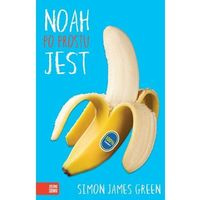 Noah po prostu jest - Simon James Green - ebook