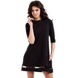 39378d3cb2 suknie sukienki sukienka tiulowa rose (od Bawełniana sukienka mini ...