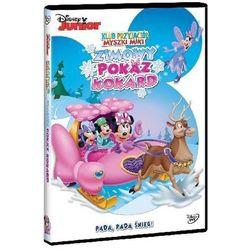 Klub Przyjaciół Myszki Miki: Zimowy pokaz kokard (DVD)