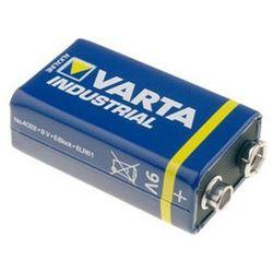 Bateria alkaliczna Varta Industrial 9V (do paralizatorów)