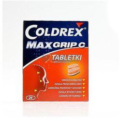 COLDREX MAXGRIP C 24 tabletek