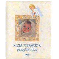Moja pierwsza książeczka pamiątka Chrztu Świętego (opr. twarda)