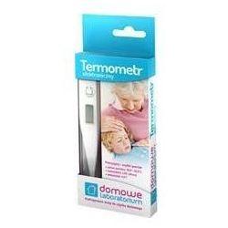 DOMOWE LABORATORIUM Termometr elektroniczny 1 sztuka