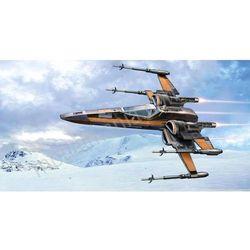 Model do złożenia Revell 06692, Poe's X-Wing Fighter, 55 części, z filmu Star Wars Przebudzenie Mocy
