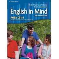 English in Mind 5. CD do Podręcznika (opr. kartonowa)