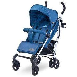 Wózek spacerowy Jeans niebieski