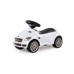 Jeździk Rastar (Mercedes-Benz SLK 55 AMG biały)
