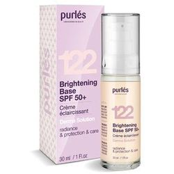 Purles - Brightening Base SPF 50+ - Rozświetlająca baza SPF 50+ - 30 ml