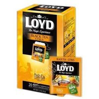 Herbata Loyd Tea Citrus 20x1,7g