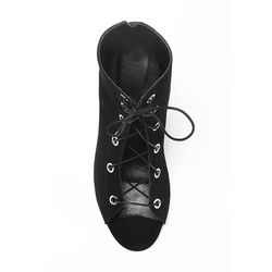 Sandałki wiązane